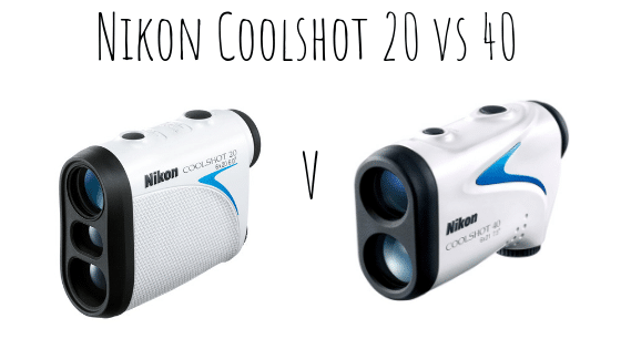 Nikon COOLSHOT 20VS40